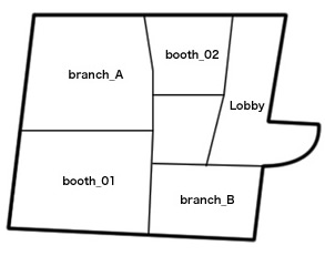 branch studio map